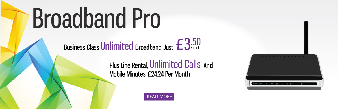 Best phone and broadband deals for business